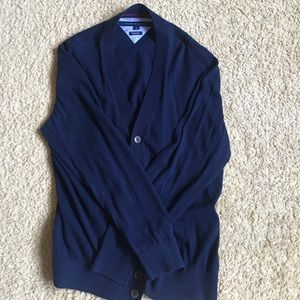 Tommy Hilfiger Cardigan Sweater Large